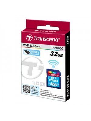 TS32GWSDHC10 32GB WIFI SD CARD (SDHC Class 10)