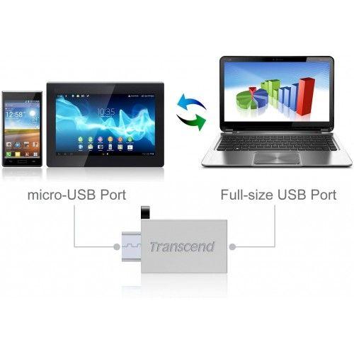 TS32GJF380S USB OTG,  MICRO USB
