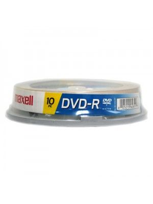 DVD-R 16X 10 SPINDLE