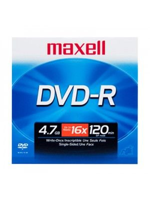 DVD-R 4.7GB SOBRE