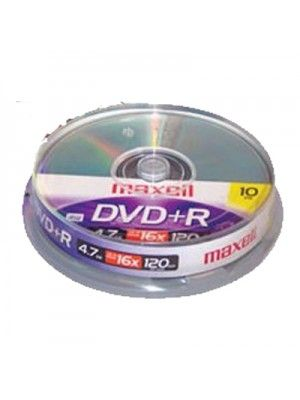 DVD+R 16X 10 SPINDLE