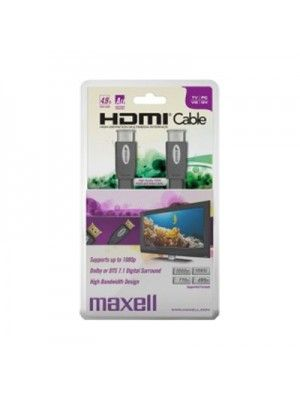 HDMI100-4FT 1.43  HDMI CABLE MAXELL