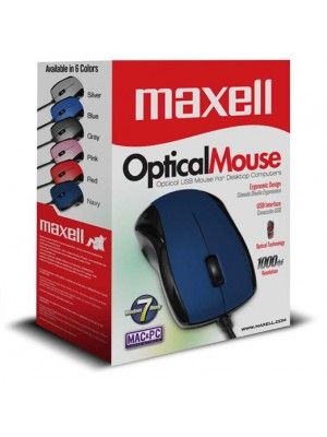 MOWR-101 MOUSE OPTICO AZUL