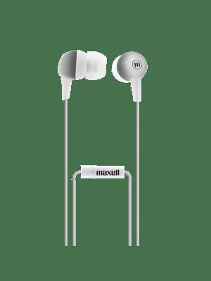 EB-CLOUD9 EARPHONE W/MIC WHT