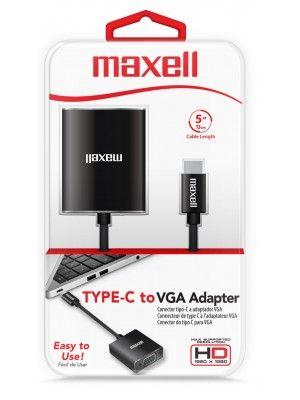 CB-USB-C-VGA USB-C TO VGA CONVERTIDOR HEMBRA