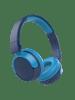 HP-BT400 AUDIFONO BLUETOOTH CON DIADEMA PLEGABLE C/MIC AZUL