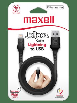 CB-JEL-APPL-4FT USB A MICRO NEGRO