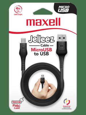 CB-JEL-MICRO-4FT USB A MICRO USB NEGRO