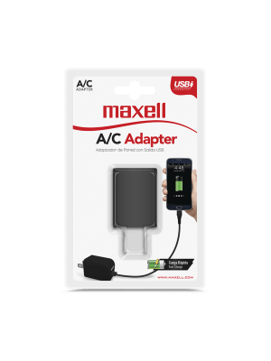 ACUSB-101 AC USB ADAPTER 1 PORT 5V WHT