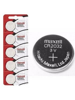 CR-2032 MICROBATERIA DE LITIO BL/5 MAXELL