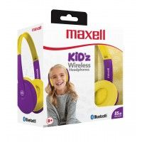 HP-BT350 AUDIFONO BLUETOOTH CON DIADEMA NIÑOS PURPURA